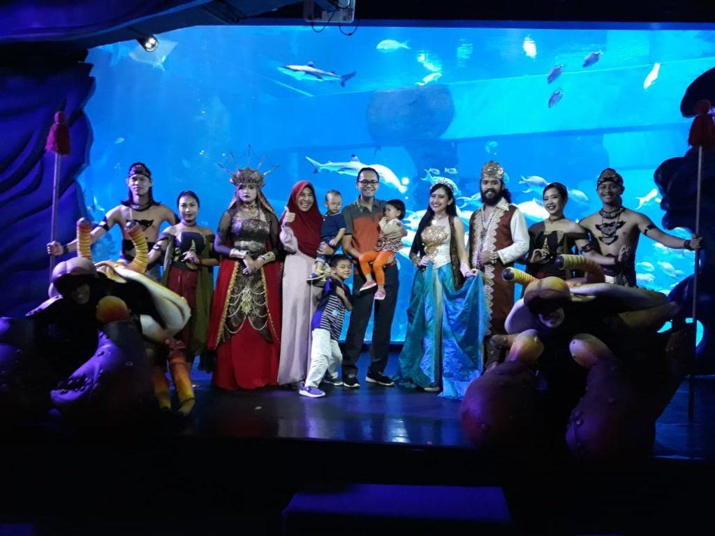 Jakarta Aquarium - ayunafamily.com
