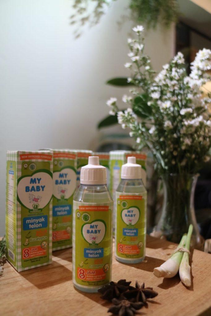 my baby minyak telon - ayunafamily.com