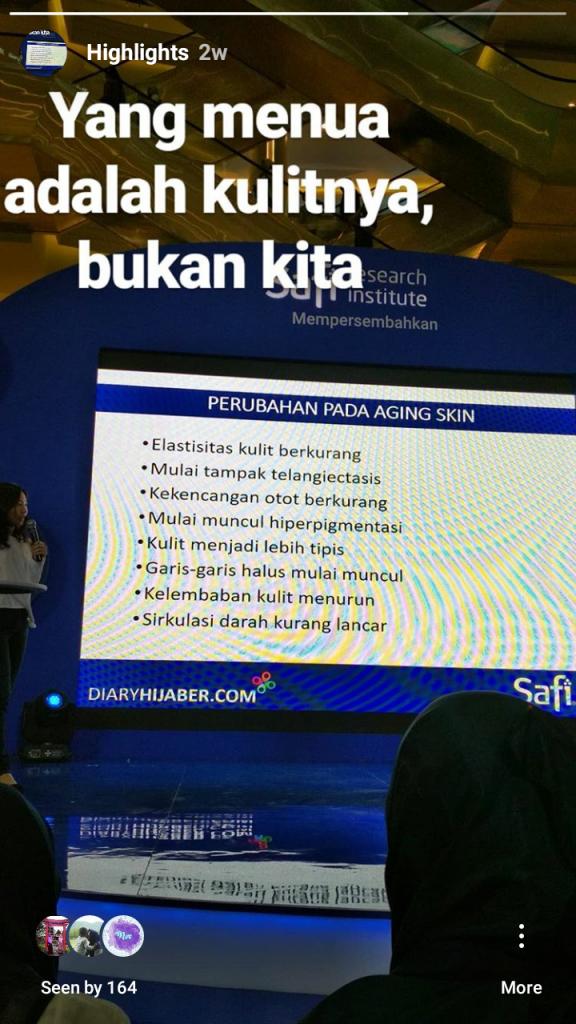 Safi, pilihan skincare halal terbaru di Indonesia