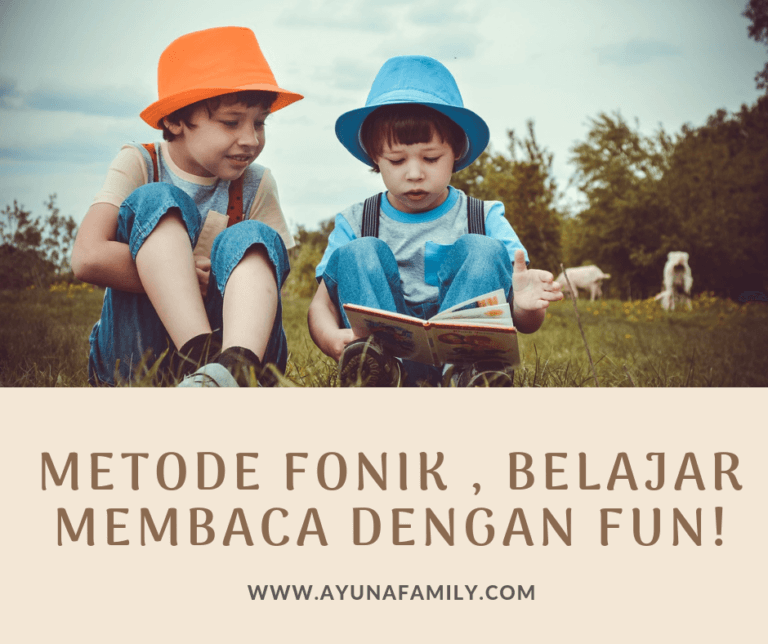 metode fonik - ayunafamily.com