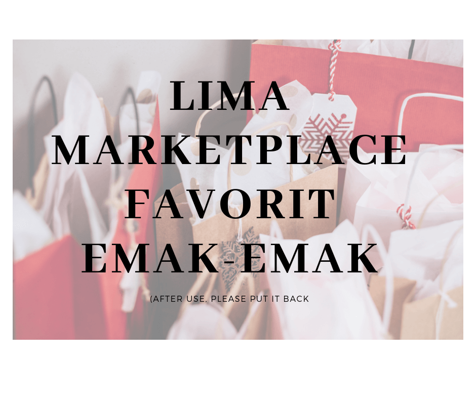 LIMA MARKETPLACE FAVORIT EMAK-EMAK