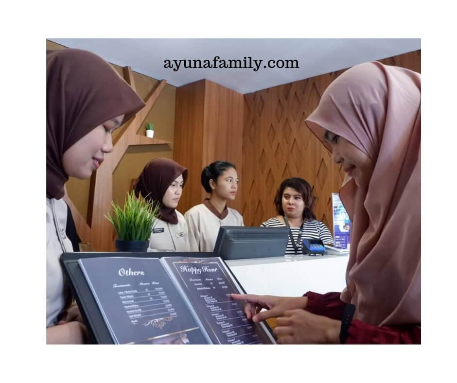 pijat refleksi - ayunafamily.com