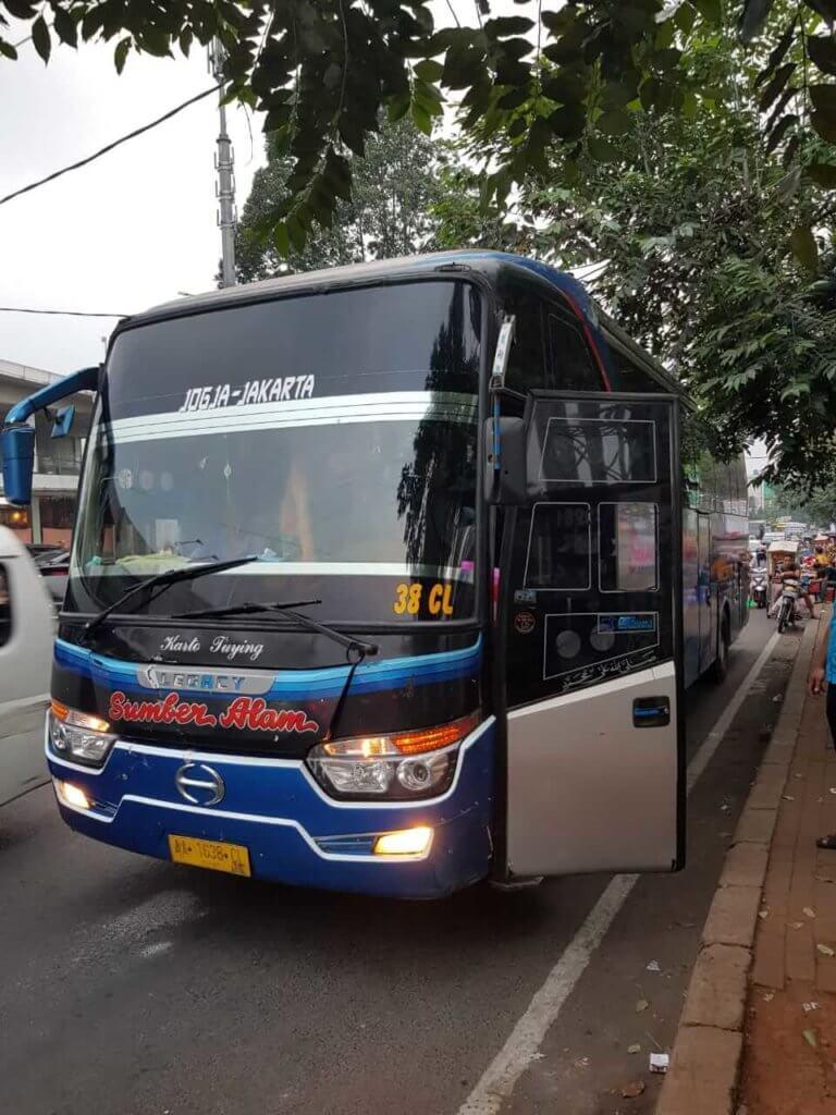 review bus malam sumber alam - ayunafamily.com