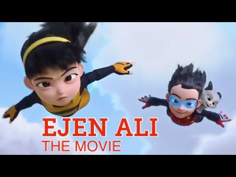 Review Film Ejen Ali -ayunafamily.com