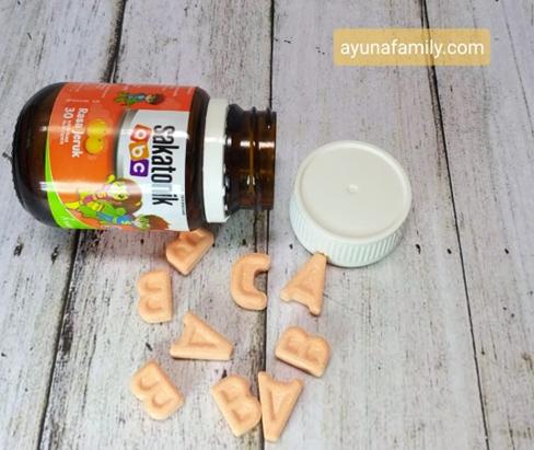 Sakatonik ABC, vitamin paling direkomendasikan