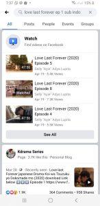 review dorama Love Last Forever