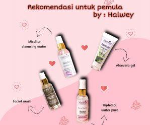 Skincare Untuk Pemula kulit sensitif