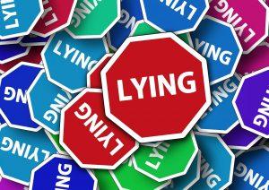 anak berbohong karena