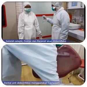 Keamanan selama pandemi Medikids Kemang