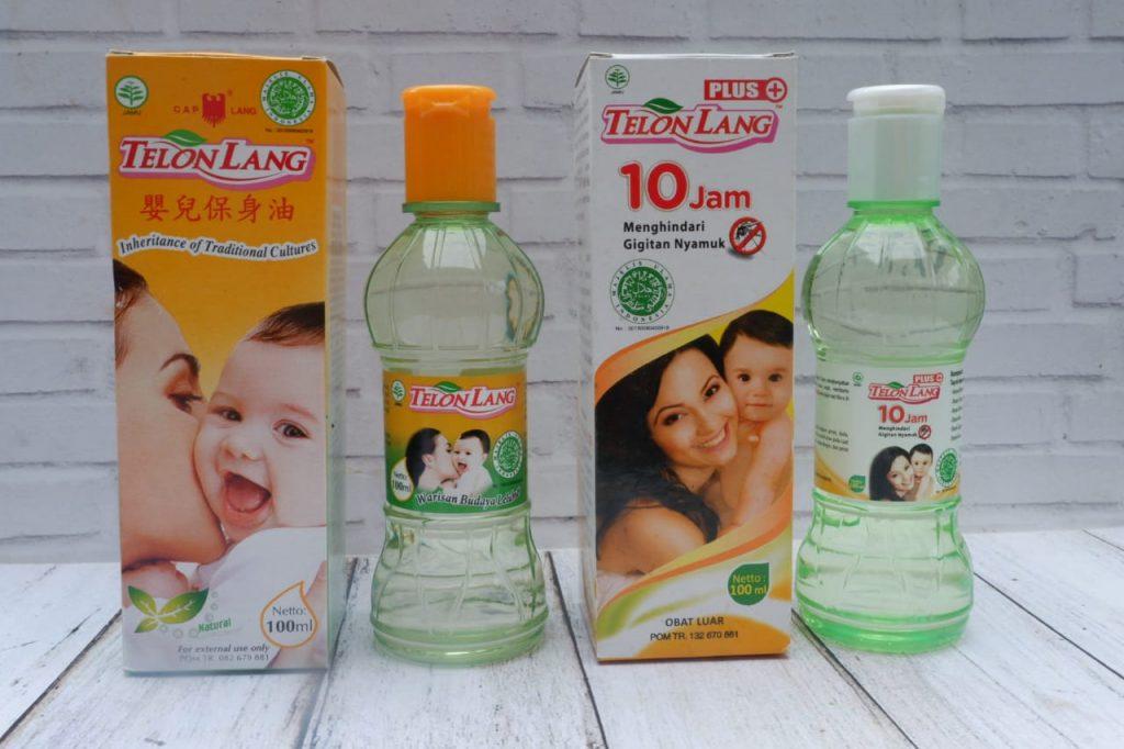 Review Telon Lang dan Telon Lang Plus