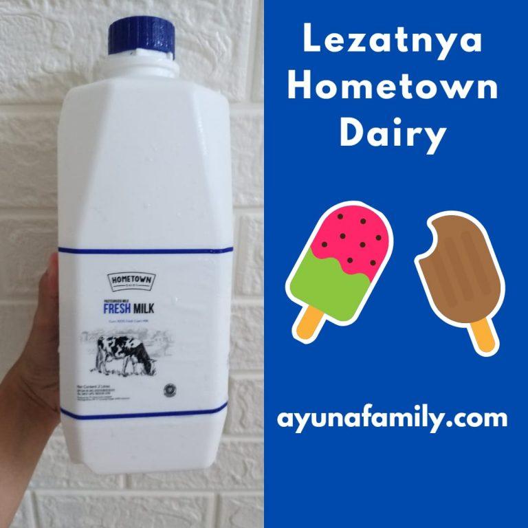 Hometown Dairy Resep