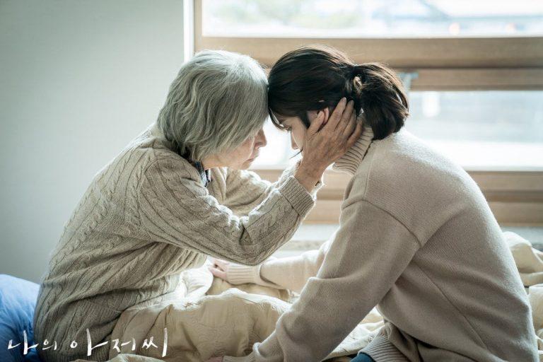 Lee Ji An dan nenek - My Mister Korean Drama
