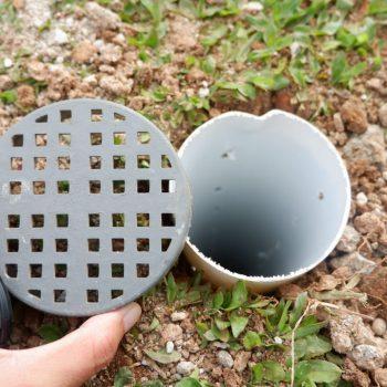 membuat biopori agar minim sampah