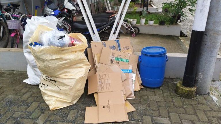 sedekah sampah solusi masalah sampah