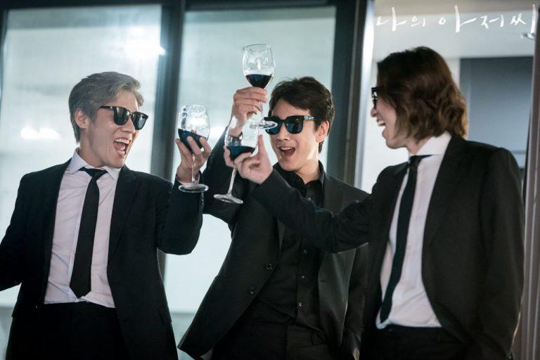 Tiga bersaudara Hoon - My Mister