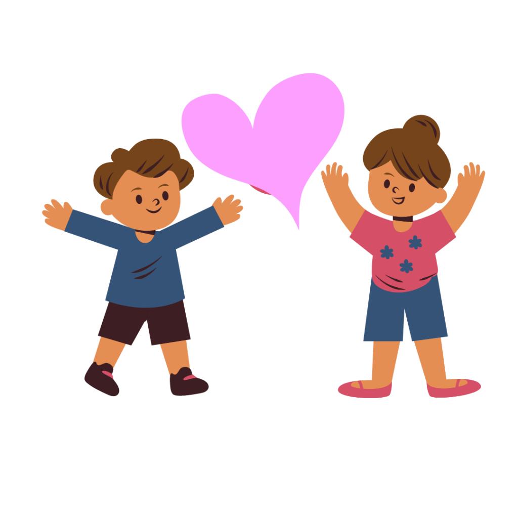 Menumbuhkan kembali kasih sayang anak dengan sentuhan