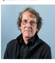 Profesor Francis McGlone, ahli neuroscience