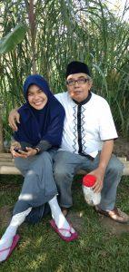 aku dan papa