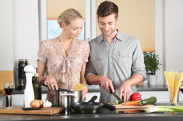 laki-laki dan perempuan harus bisa masak